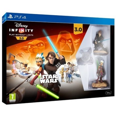 Disney Infinity 3.0: Star Wars Starter Pack PS4